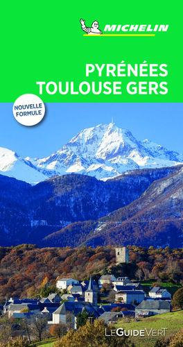 PYRENNÉES TOULOUSE GERS (LE GUIDE VERT ) *