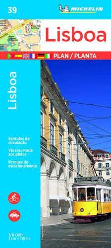 LISBOA Nº 39 1/11 000  *