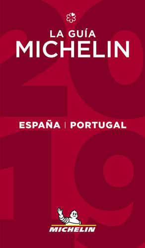 LA GUÍA MICHELIN ESPAÑA & PORTUGAL 2019 *