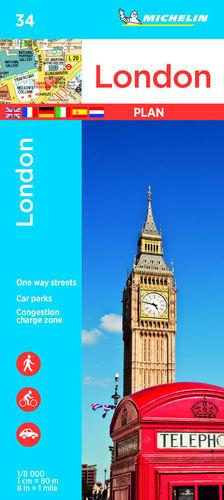LONDRES - LNDON 1/8 000 *