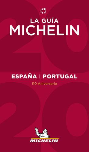 LA GUÍA MICHELIN ESPAÑA & PORTUGAL 2020 *