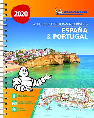 ESPAÑA & PORTUGAL 1:400 000  *