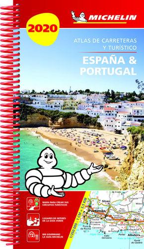 ESPAÑA & PORTUGAL 1:350 000  2020 *