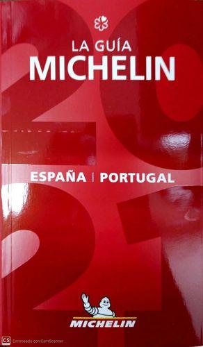 GUIA MICHELIN ESPAÑA Y PORTUGAL 2021 *