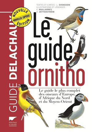 LE GUIDE ORNITHO *