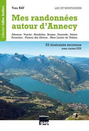MES RANDONNÉES AUTOUR D'ANNECY *