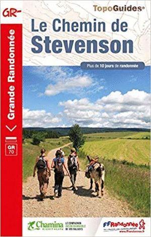 GR-70 LE CHEMIN DE STEVENSON (TOPOGUIDES GR) *