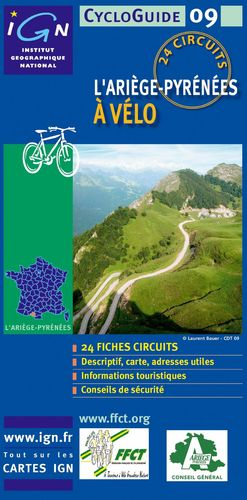 L'ARIEGE - PYRENEES A VELO