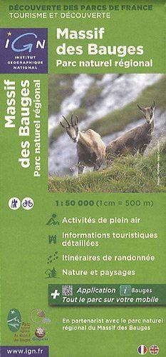 83308 MASSIF DES BAUGES PARC NATURAL RÉGIONAL