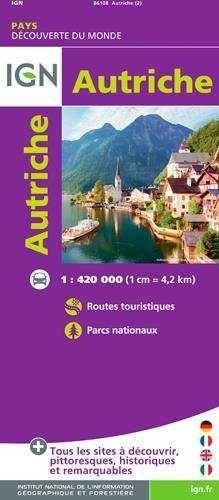 AUTRICHE - AUSTRIA E.1:420.000 *