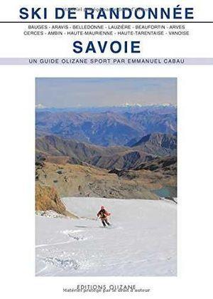 SAVOIE -SKI DE RANDONNE *
