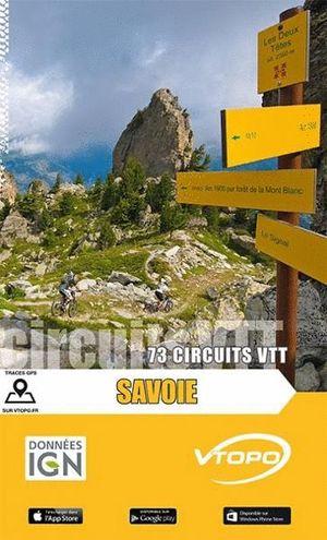 SAVOIE 73 CIRCUITS VTT *