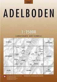 ABELBODEN 1:25,000