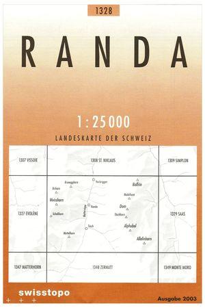 1328 RANDA E. 1:25,000