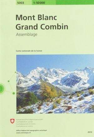 5003 MONT BLANC - GRAND COMBIN