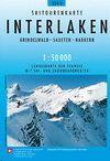 254S INTERLALEN - GRINDELWALD - SAXETEN - HABKERN