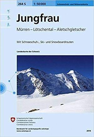 264S JUNGFRAU - MÜRREN - LÖTSCHENTAL -ALETCHGLETSCHER