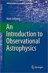 AN INTRODUCTION TO OBSERVATIONAL ASTROPHYSICS *