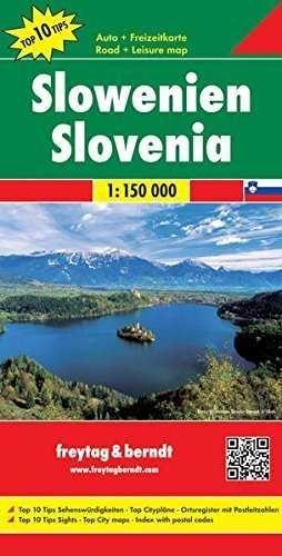 SLOWENIEN (SLOVENIA) 1:150.000 *