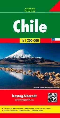 CHILE 1:2,000,000 *