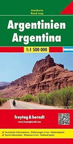 ARGENTINA - ARTENTINIEN 1:1.500.000 *