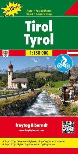 TIROL - TYROL  1:150.000 *