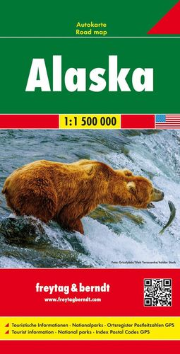 ALASKA 1:1.500.000 *