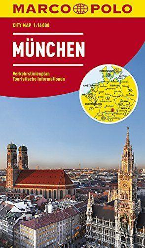 MÜNCHEN / MUNICH [1:16.000] *
