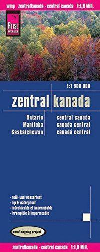 CANADÁ CENTRO - CENTRAL CANADÀ - ZENTRAL KANADA