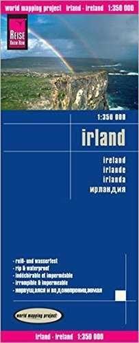 IRLAND/IRELAND - IRLANDA 1:350.000 *