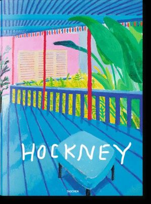DAVID HOCKNEY A BIGGER BOOK (BAJO PEDIDO - RESERVA) *