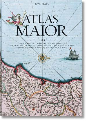 BLAEU ATLAS MAIOR 1 VOL (ALE/FR/ING) *