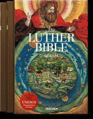 THE LUTHER BIBLE OF 1534 *