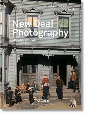NEW DEAL PHOTOGRAPH. USA 1935-1943 *