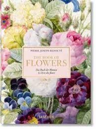REDOUTÉ. BOOK OF FLOWERS *