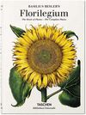 BASILIUS BESLERS FLORILEGIUM THE BOOK OF PLANTS *