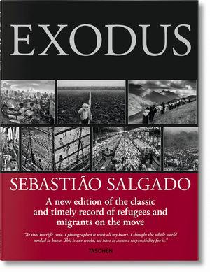 SEBASTIAO SALGADO EXODUS (ING)