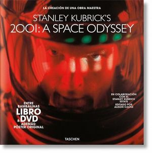 STANLEY KUBRICK. 2001 ODISEA DEL ESPACIO *