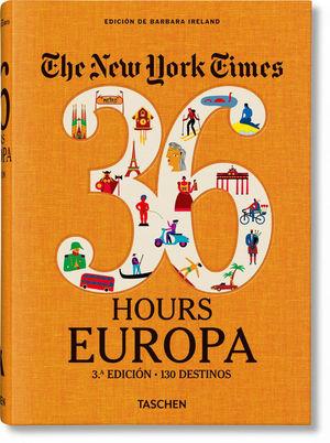 NYT, 36H, EUROPE *