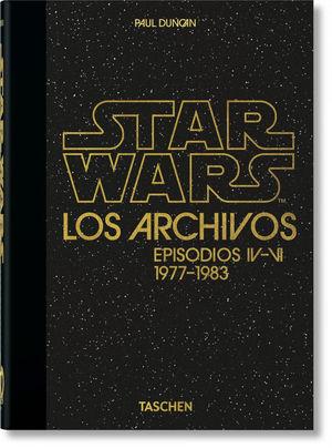 LOS ARCHIVOS DE STAR WARS. 1977-1983 *