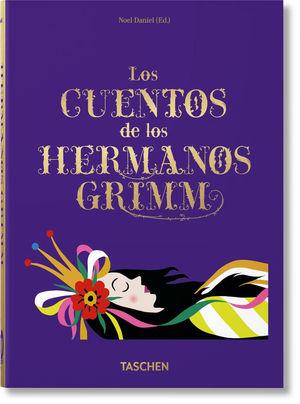 LOS CUENTOS DE LOS HERMANOS GRIMM. FAIRY TALES. GRIMM & ANDERSEN:  *