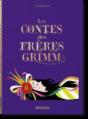 LES CONTES DES FERES GRIMMS. FAIRY TALES. GRIMM & ANDERSEN: 2 IN 1 *