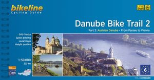 DANUBE BIKE TRAIL 2. AUTRIAN DANUBE. FROM PASSAU TO VIENA