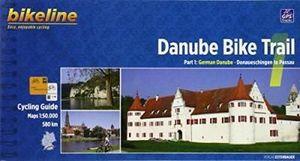 DANUBE BIKE TRAIL 1. GERMAN DANUBE. DONAUECHINGEN - PASSAU
