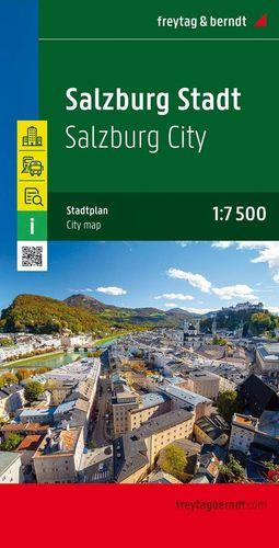 SALZBURGO - SALZBURG -  1:7.500 - 1:15.000 *