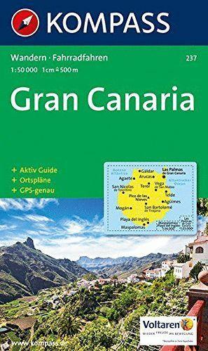 237 GRAN CANARIA 1:50.000