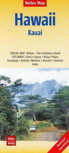 HAWAII KAUAI - HAWAI 1:150.000 *