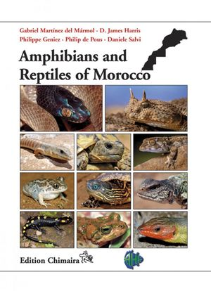 AMPHIBIANS AND REPTILES OF MOROCCO *