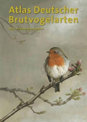 ATLAS DEUTSCHER BRUTVOGELARTEN (GERMAN/ENGLISH)*