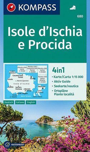 680 ISOLE D' ISCHIA E PROCIDA *